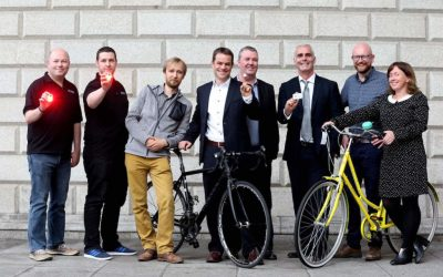 Cycling challenge phase 1 winners announced