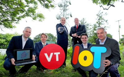 DigiTraq PV unlimited IoT in the spotlight with VTNetwork and the Irish Minister for Communications