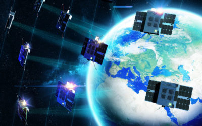 World-wide coverage service of satellite and terrestrial IOT